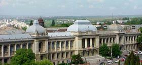 El edificio de mi universidad